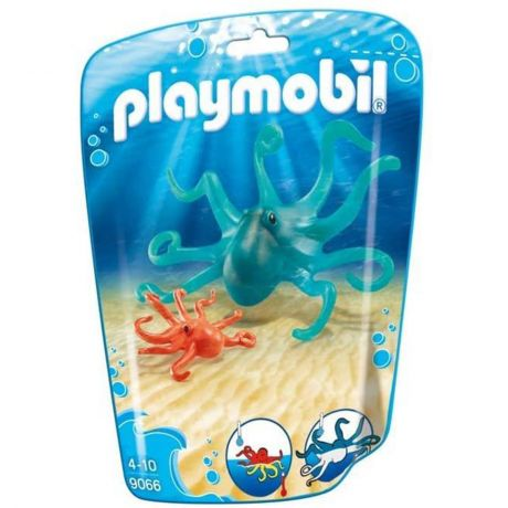 Playmobil 9066 Family Fun - Octopus with Baby