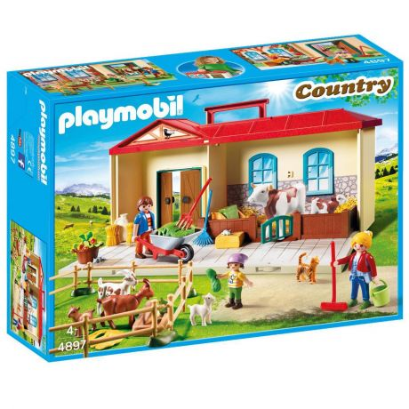Playmobil 4897 Country - Take Along Farm