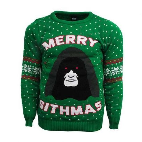 Star Wars Merry Sithmas Christmas Jumper / Ugly Sweater - UK XS / US 2XS