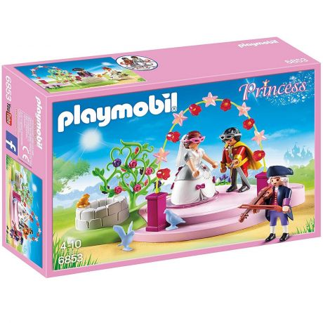 Playmobil 6853 Princess Masked Ball with Rotating Dance Floor