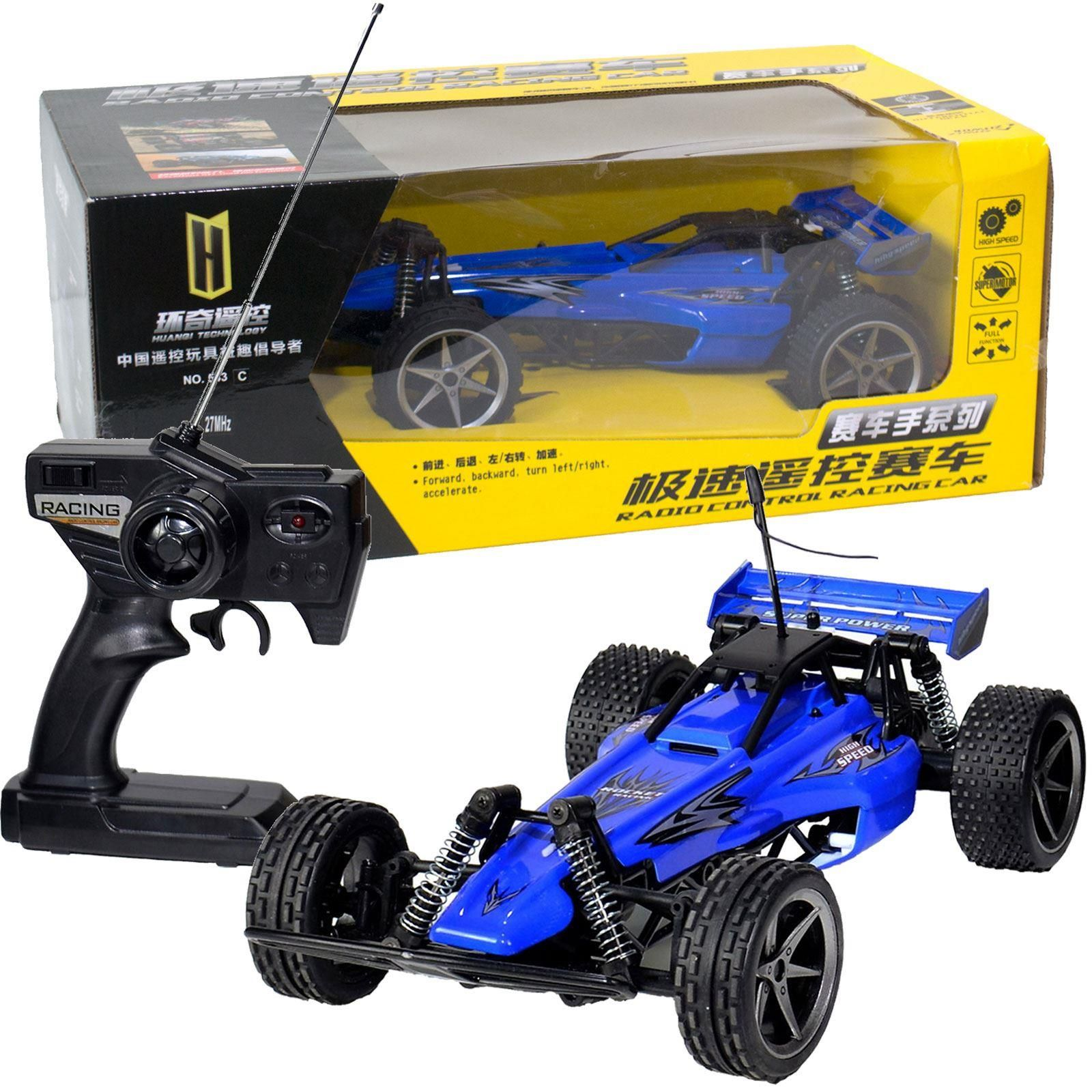 bopster RC remote Radio Control Off Road Buggy Car Truck