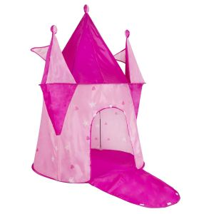 boppi Kids Dream Castle Pink Pop Up Play Tent by bopster