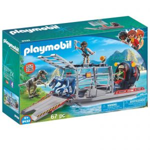 Playmobil 9433 - Airboat with Cage